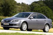 фото Mazda 6 хетчбэк 1 поколение рестайлинг