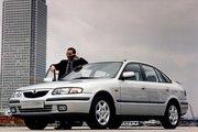 фото Mazda 626 хетчбэк GF