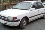 фото Mazda 323 седан 6 поколение