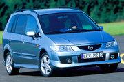 фото Mazda Premacy минивэн 1 поколение