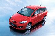 фото Mazda Premacy минивэн 2 поколение