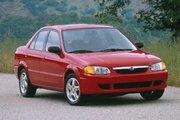 фото Mazda Protege седан BJ