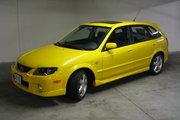 фото Mazda Protege хетчбэк BJ рестайлинг