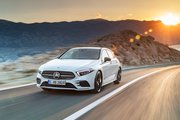 Mercedes-Benz A-Класс,  1.3 бензиновый, робот, хетчбэк