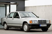 фото Mercedes-Benz C-Класс седан W201