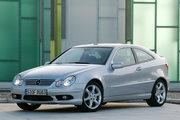 фото Mercedes-Benz C-Класс купе W203/S203/CL203 рестайлинг