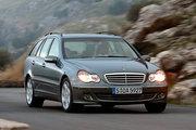 фото Mercedes-Benz C-Класс универсал W203/S203/CL203 рестайлинг