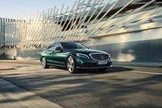 фото Mercedes-Benz C-Класс седан W205/S205/C205