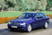 фото Mercedes-Benz C-Класс седан W203/S203/CL203