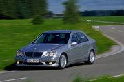 фото Mercedes-Benz C-Класс AMG седан W203/S203/CL203
