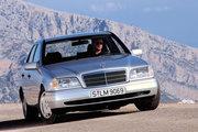 фото Mercedes-Benz C-Класс седан W202/S202