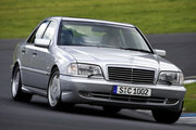 фото Mercedes-Benz C-Класс AMG седан W202/S202 рестайлинг