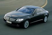 фото Mercedes-Benz CL купе C216