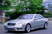 фото Mercedes-Benz CL AMG купе C215