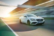 фото Mercedes-Benz CLA AMG купе 1 поколение рестайлинг