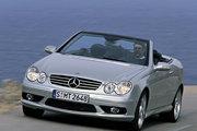 фото Mercedes-Benz CLK AMG кабриолет C209/A209