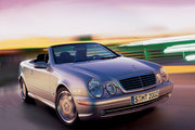 фото Mercedes-Benz CLK AMG кабриолет W208/A208