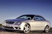 фото Mercedes-Benz CLK купе C209/A209