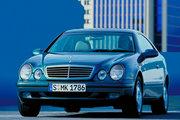 фото Mercedes-Benz CLK купе W208/A208