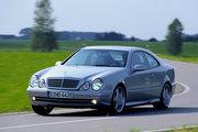 фото Mercedes-Benz CLK AMG купе W208/A208