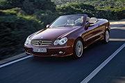 фото Mercedes-Benz CLK кабриолет C209/A209