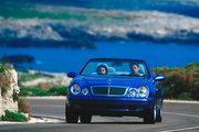 фото Mercedes-Benz CLK кабриолет W208/A208