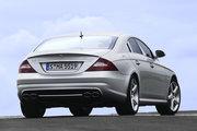 фото Mercedes-Benz CLS купе C219