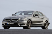 фото Mercedes-Benz CLS AMG купе C218/X218