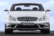 фото Mercedes-Benz CLS AMG купе C219