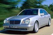 фото Mercedes-Benz E-Класс седан W210/S210