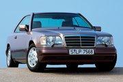 фото Mercedes-Benz E-Класс купе W124