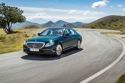 фото Mercedes-Benz E-Класс седан W213