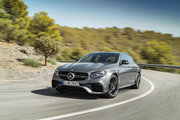 фото Mercedes-Benz E-Класс AMG седан W213