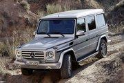 фото Mercedes-Benz G-Класс