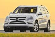 фото Mercedes-Benz GL внедорожник X166