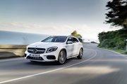 фото Mercedes-Benz GLA AMG внедорожник X156 рестайлинг