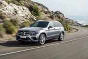 Mercedes-Benz GLC,  2.0 бензиновый, автомат, внедорожник