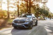 фото Mercedes-Benz GLC AMG внедорожник X253/C253