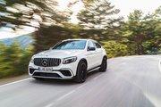 фото Mercedes-Benz GLC Coupe AMG внедорожник X253/C253