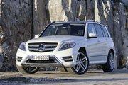 фото Mercedes-Benz GLK кроссовер X204 рестайлинг
