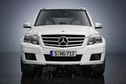 фото Mercedes-Benz GLK кроссовер X204