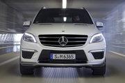 фото Mercedes-Benz M-Класс AMG кроссовер W166