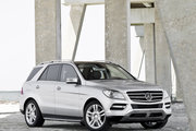 фото Mercedes-Benz M-Класс