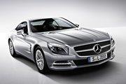фото Mercedes-Benz SL