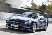 фото Mercedes-Benz SL AMG родстер R231