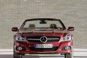 фото Mercedes-Benz SL родстер R230 рестайлинг
