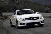 фото Mercedes-Benz SL AMG родстер R230 рестайлинг