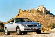 фото Mercedes-Benz SLK родстер R170
