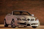 фото Mercedes-Benz SLK родстер R171 рестайлинг