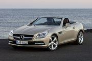 фото Mercedes-Benz SLK родстер R172